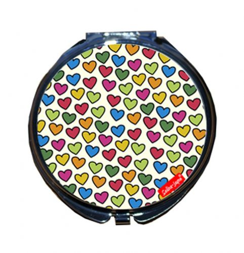 Selina-Jayne Hearts Limited Edition Compact Mirror